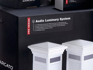 Marcato Audio Luminary System
