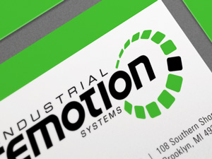 Industrial Remotion Identity