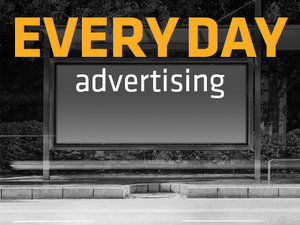 EVERY DAY Sika – Advertising